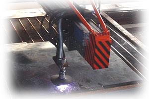 Плазменная резка, контур любой сложности, толщина металла от 1 до 35мм