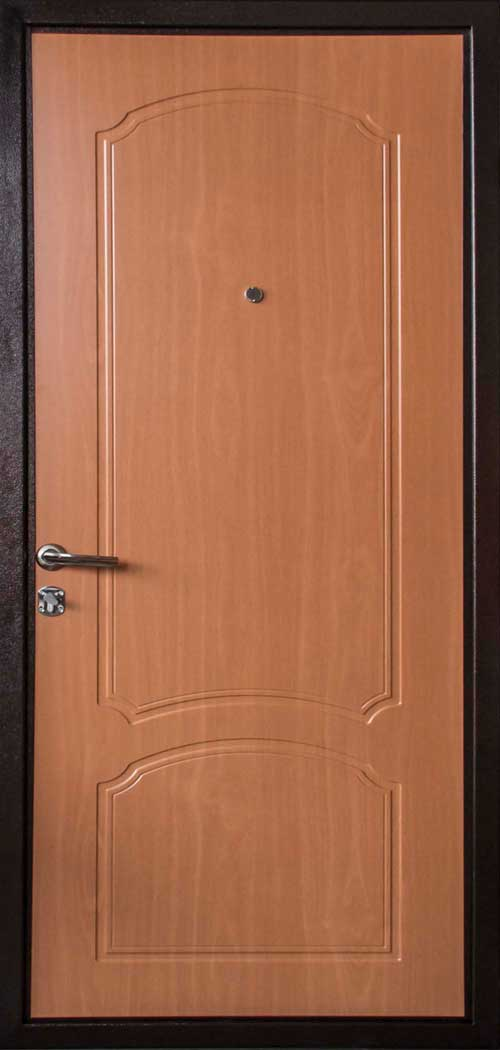 """Входная металлическая сейф-дверь СТ-01 """"Стальпромтехника"""""""