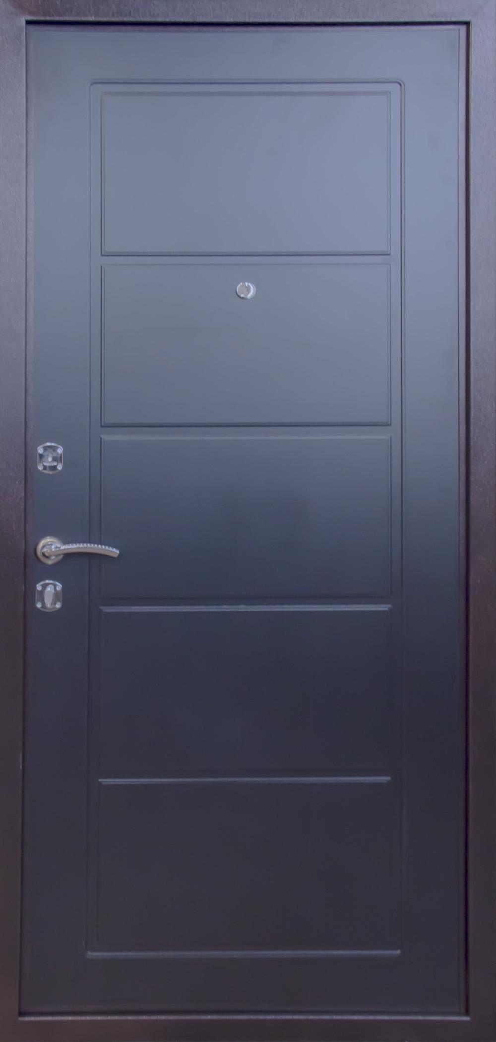 """Входная металлическая сейф-дверь СТ-02/05 """"Стальпромтехника"""""""