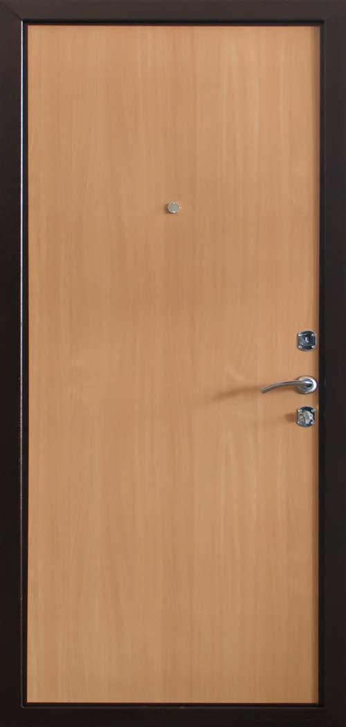 """Входная металлическая сейф-дверь СТ-02/02 """"Стальпромтехника"""""""