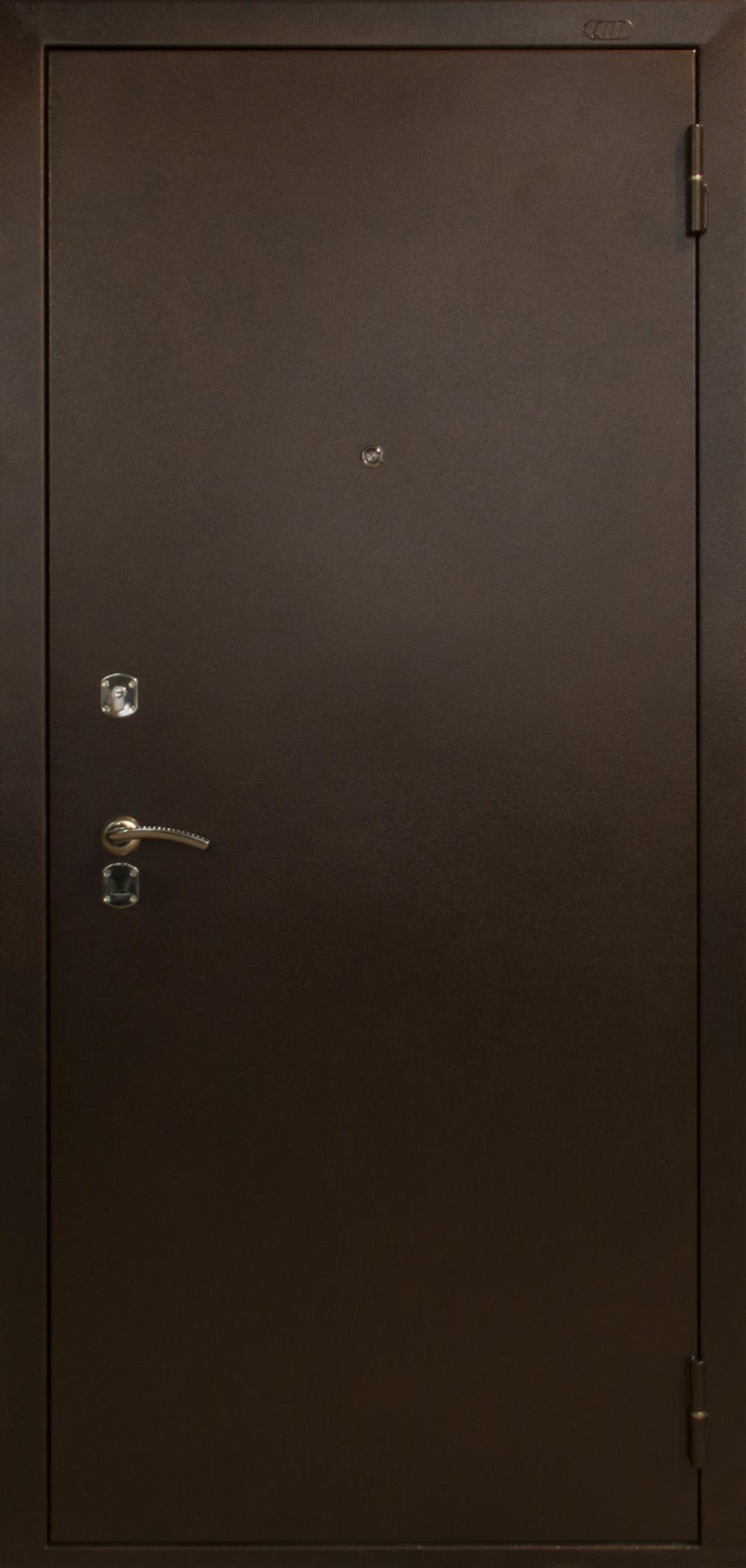 """Входная металлическая сейф-дверь СТ-03 """"Стальпромтехника"""""""