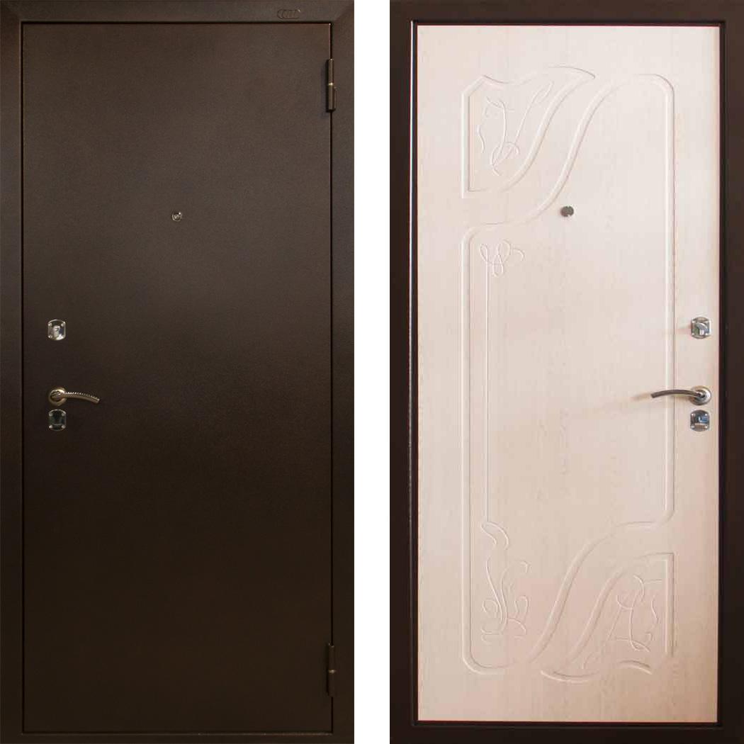 """Входная металлическая сейф дверь СТ-04/04 """"Стальпромтехника"""""""