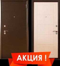 """Входная металлическая сейф дверь СТ-04/06 """"Стальпромтехника"""""""