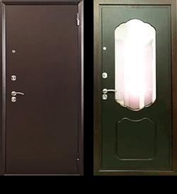 """Входная металлическая сейф-дверь СТ-04/09 """"Стальпромтехника"""""""