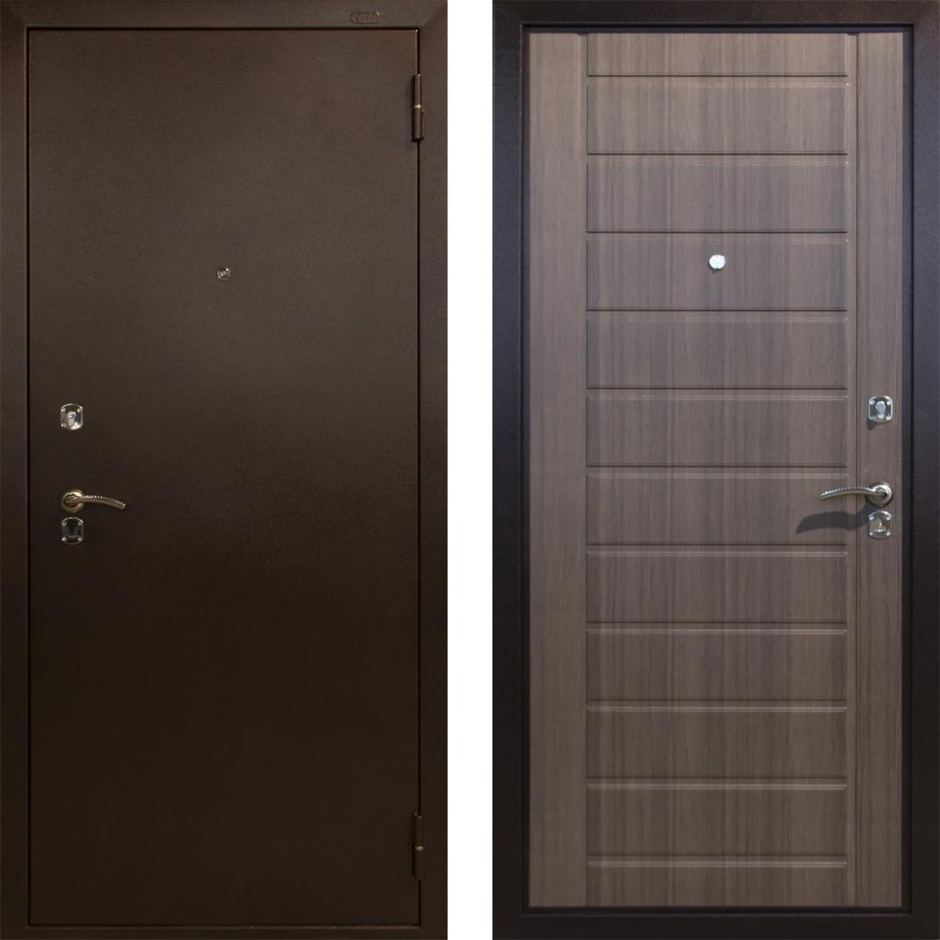 """Входная металлическая сейф дверь СТ-04/11 """"Стальпромтехника"""""""
