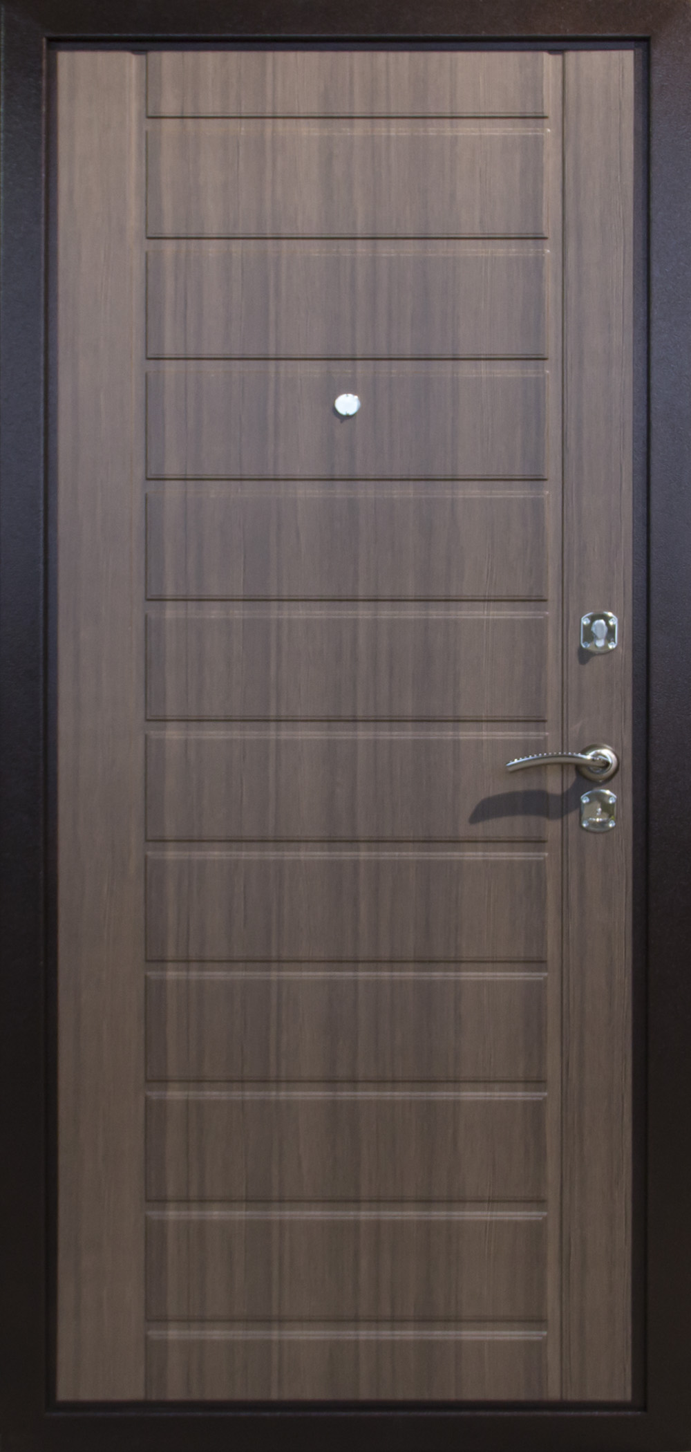 """Входная металлическая сейф-дверь СТ-04/11 """"Стальпромтехника"""""""