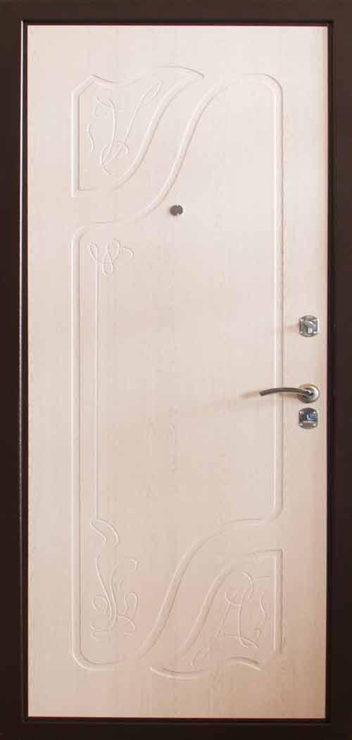 """Входная металлическая сейф-дверь СТ-04/04 """"Стальпромтехника"""""""