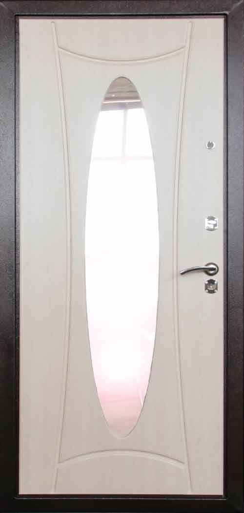 """Входная металлическая сейф-дверь СТ-04/08 """"Стальпромтехника"""""""