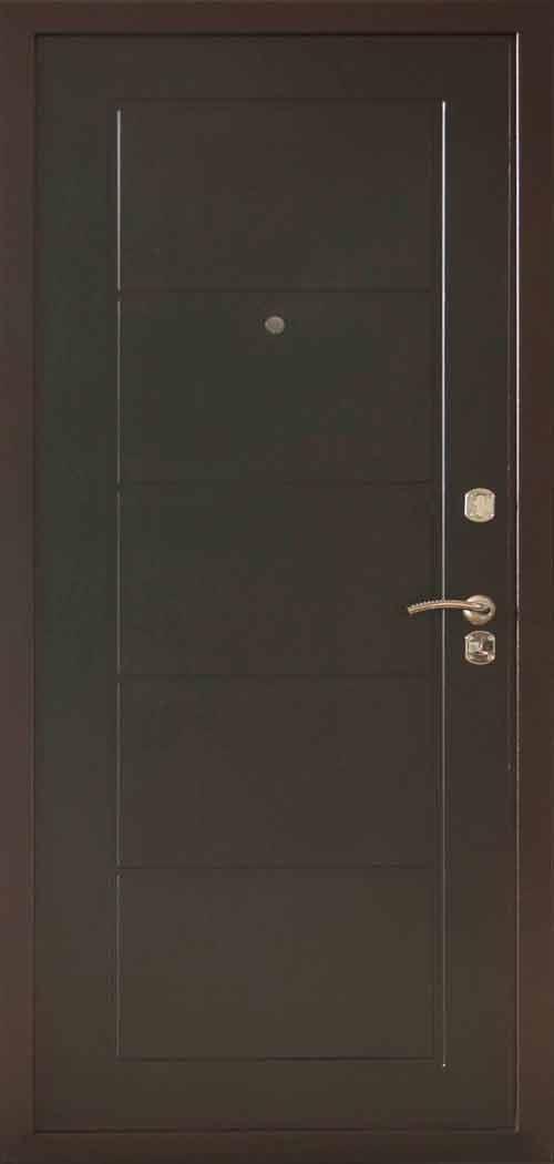 """Входная металлическая сейф-дверь СТ-04/05 """"Стальпромтехника"""""""