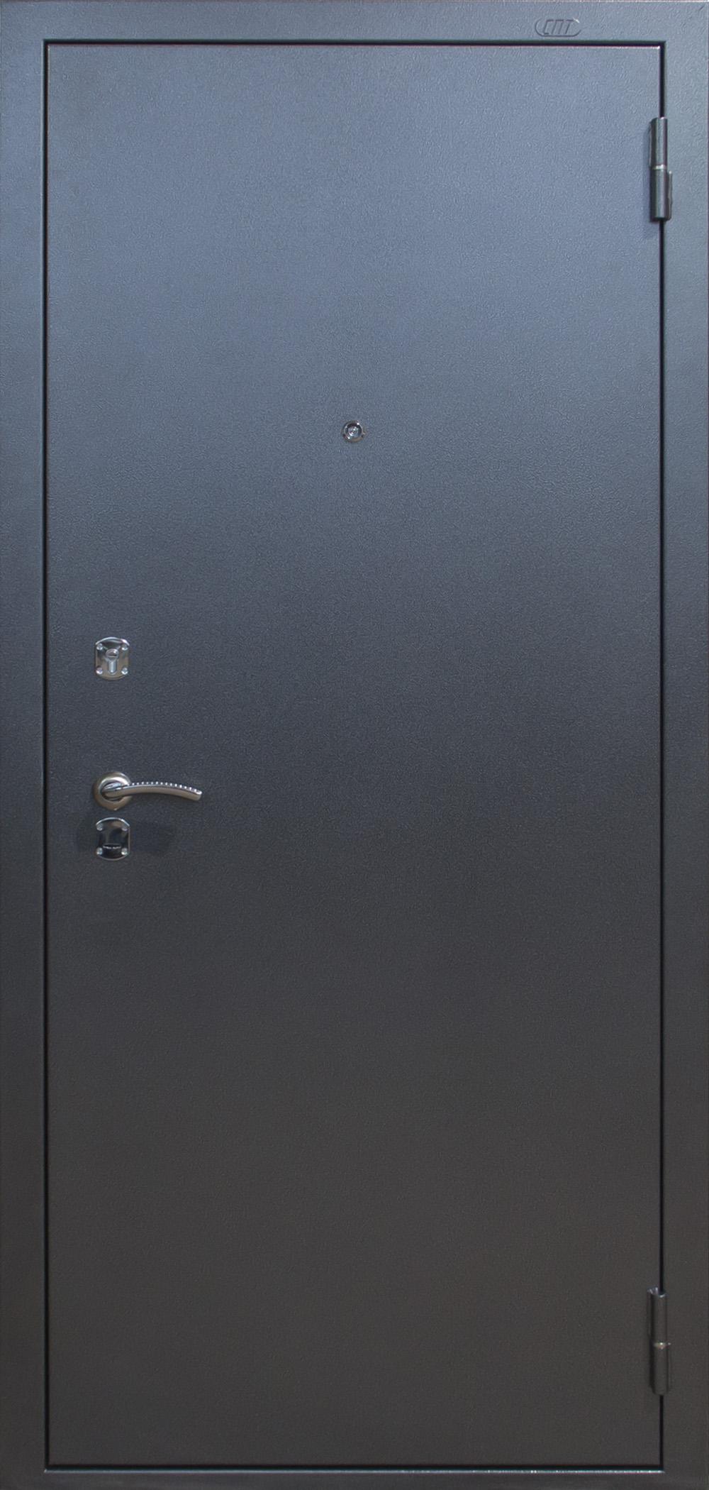 """Входная металлическая сейф-дверь СТ-05/01 """"Стальпромтехника"""""""