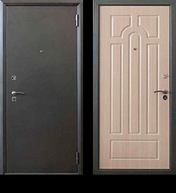 """Входная металлическая сейф дверь СТ-05/01 """"Стальпромтехника"""""""