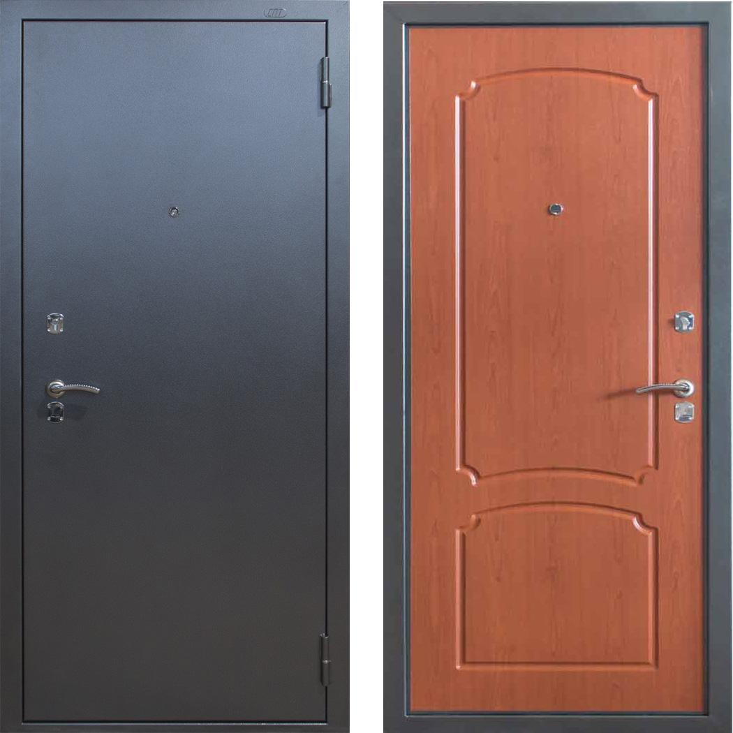 """Входная металлическая сейф-дверь СТ-05/02 """"Стальпромтехника"""""""