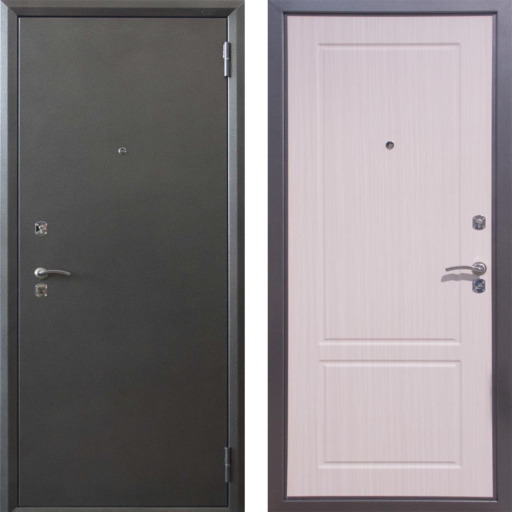 """Входная металлическая сейф дверь СТ-05/05 """"Стальпромтехника"""""""