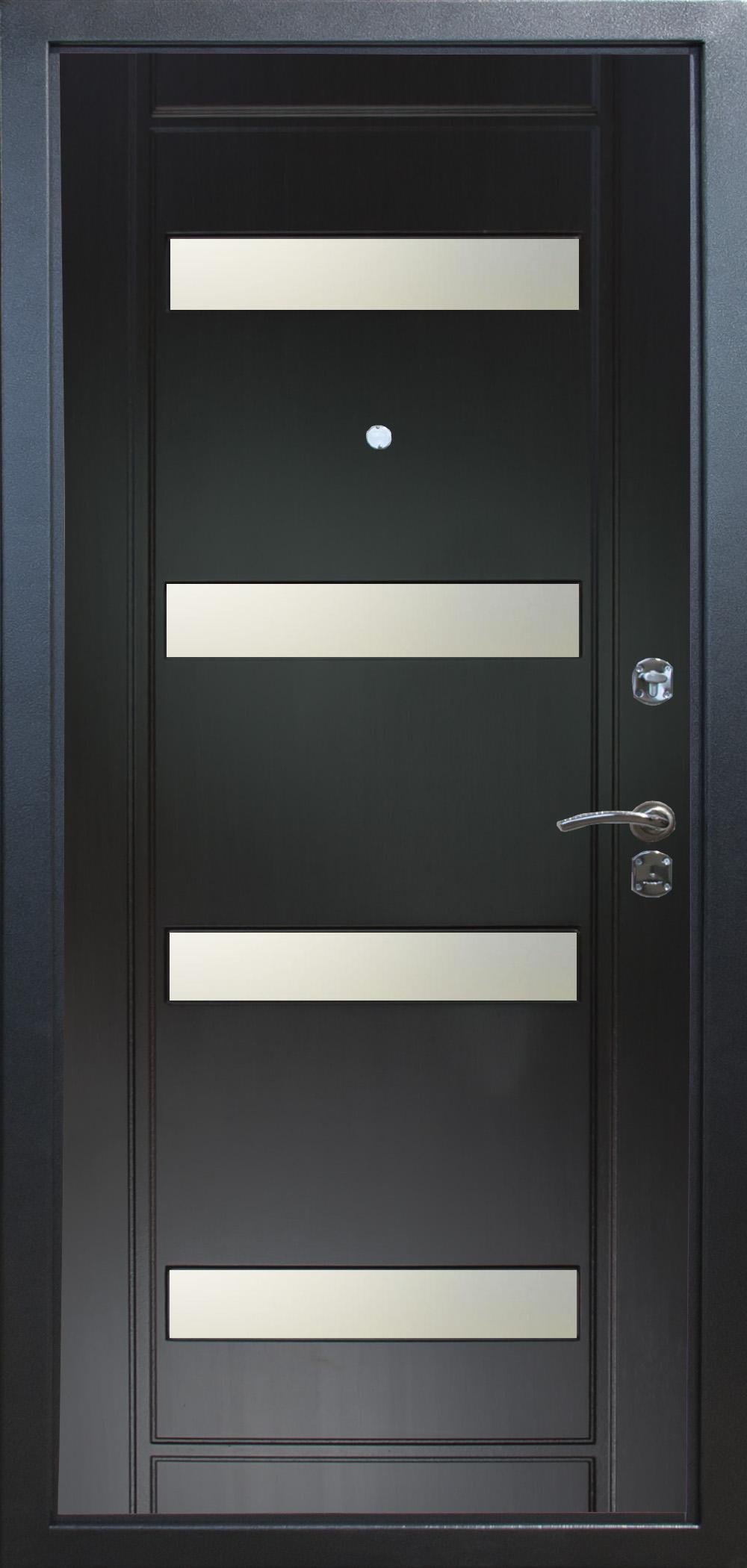 """Входная металлическая сейф-дверь СТ-05/07 """"Стальпромтехника"""""""