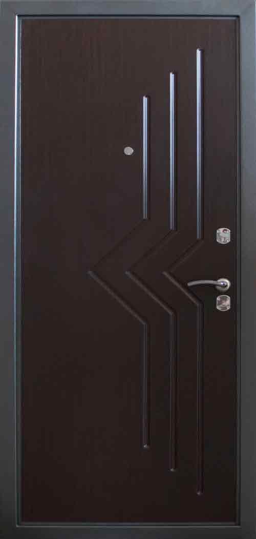 """Входная металлическая сейф-дверь СТ-05/03 """"Стальпромтехника"""""""