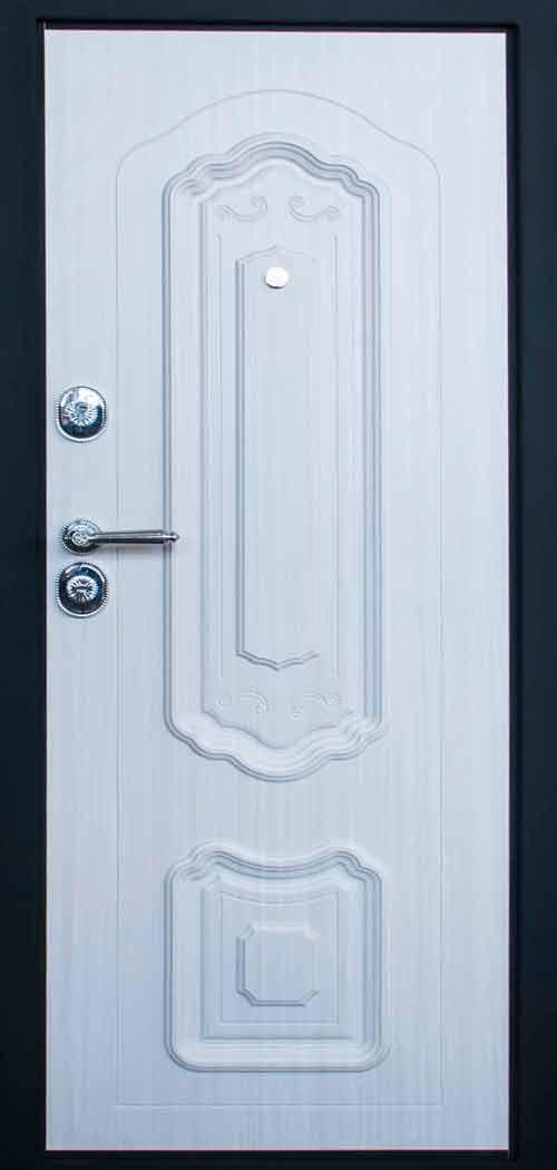 """Входная металлическая сейф-дверь СТ-09 Классика """"Стальпромтехника"""""""