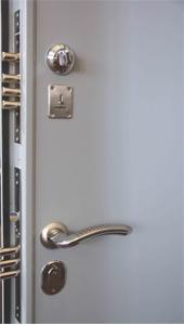 металлическая техническая дверь прайс