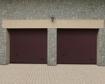 Гаражные ворота серии RSD01S